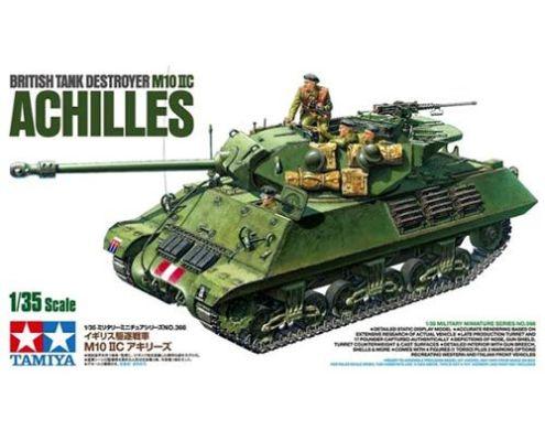 Tamiya 35366 · British Tank Destroyer M10 IIC Achilles