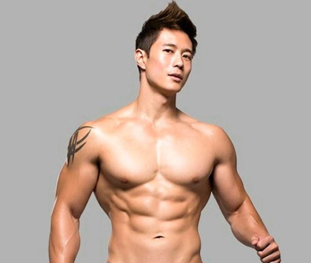 Los 5 Mejores Actores Porno Gay Asiaticos Desnudos