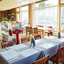 Restaurant Frankfurt Vintohek Cron am Hafen Bilder 1