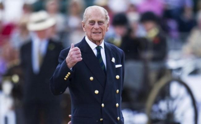Gb Lo Charme Del Principe Filippo è Il Reale Più