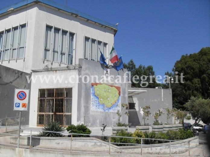 La casa comunale di Monte di Procida