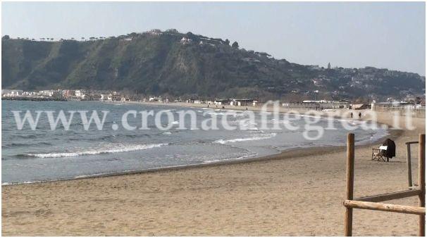 La spiaggia di Miseno