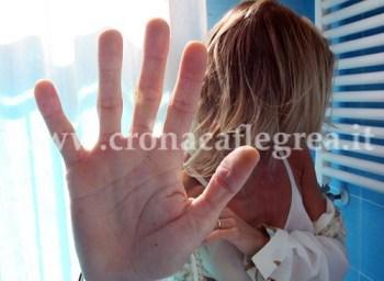 Il marito-mostro è stato arrestato dai carabinieri
