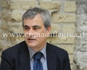 Il consigliere regionale Pasquale Giacobbe