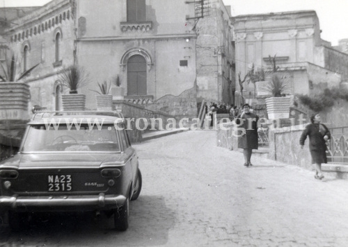 2 marzo 1970: lo sgombero del Rione Terra. Foto di Aldo Adinolfi