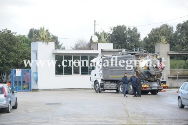 L'impianto di depurazione di Cuma - Licola