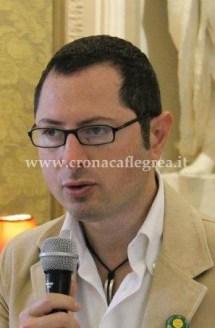 Il leader dei Verdi Ecorottamatori Francesco Borrelli