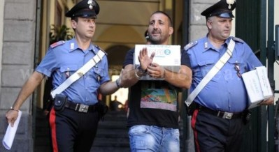 """L'arresto di Salvatore Liccardi detto """"Pataniello"""""""