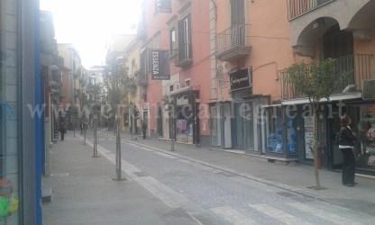Corso Garibaldi con il nuovo look