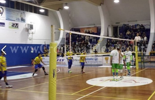 Rione terra volley