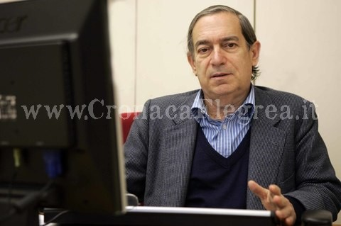 Franco Mancusi (NewFotoSud- Il Mattino)