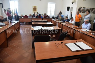 Consiglio comunale vuoto