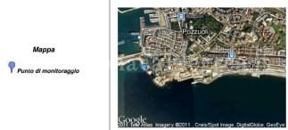 Punto di monitoraggio Via Napoli