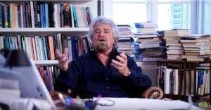 Beppe Grillo dopo la vergogna di Roma inventa: Cambiamo i vitalizi dei parlamentari