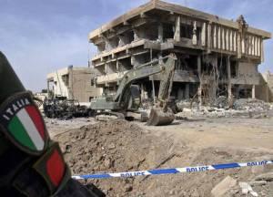 Nassirya, 19 morti il generale sottovalutò il pericolo, pagherà i danni