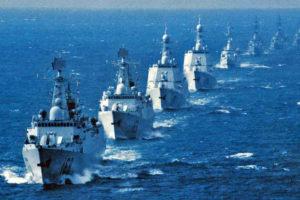 La Cina si prepara alla terza guerra mondiale, nuove navi e aerei militari...