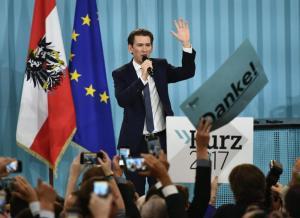 Svolta centrista in Europa: in Austria vincono i moderati di Kurz, e in Italia?