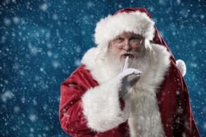 Babbo Natale: caramelle, sorrisi e regali: si guadagna 1500 euro per 9 giorni