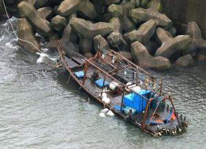 Giappone: barca con scheletri dalla Corea del Nord. Disertori?