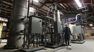 Anidride carbonica in scatola, business da 1 milione di miliardi, salverà la terra
