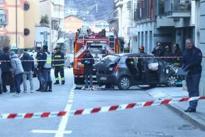 """Sondrio, auto sul mercatino di Natale. Michele Bordoni: """"Volevo ucciderli tutti"""""""