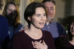 Dal carcere alla tv: Amanda Knox condurrà uno show tutto suo sulle discriminazioni sessiste