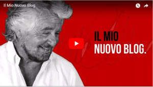 """Beppe Grillo, ecco il nuovo blog separato da M5s: """"Parlo di futuro"""""""