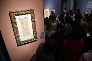 """Genova, quadri di Modigliani esposti e subito sequestrati, la perizia: """"Sono falsi"""""""