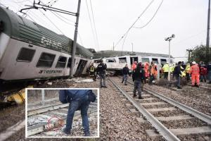 Milano, incidente ferroviario a Pioltello: ha ceduto una rotaia. Tre morti e diversi feriti, anche gravi