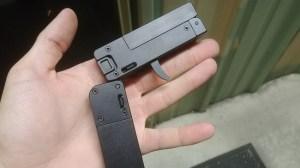 Lifecard, una pistola di 200 grammi che sembra una carta di credito: distribuita da due aziende statunitensi