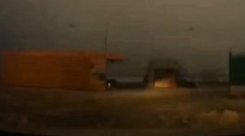 Mistero in Russia: enorme esplosione luminosa, forse una meteora, un missile o... un Ufo