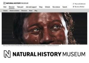 Il primo inglese della storia: pelle nera, occhi azzurri e capelli ricci