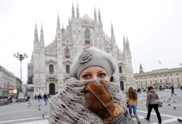 Meteo, maltempo e gelo sull'Italia: dalla Siberia arriva il vento Burian