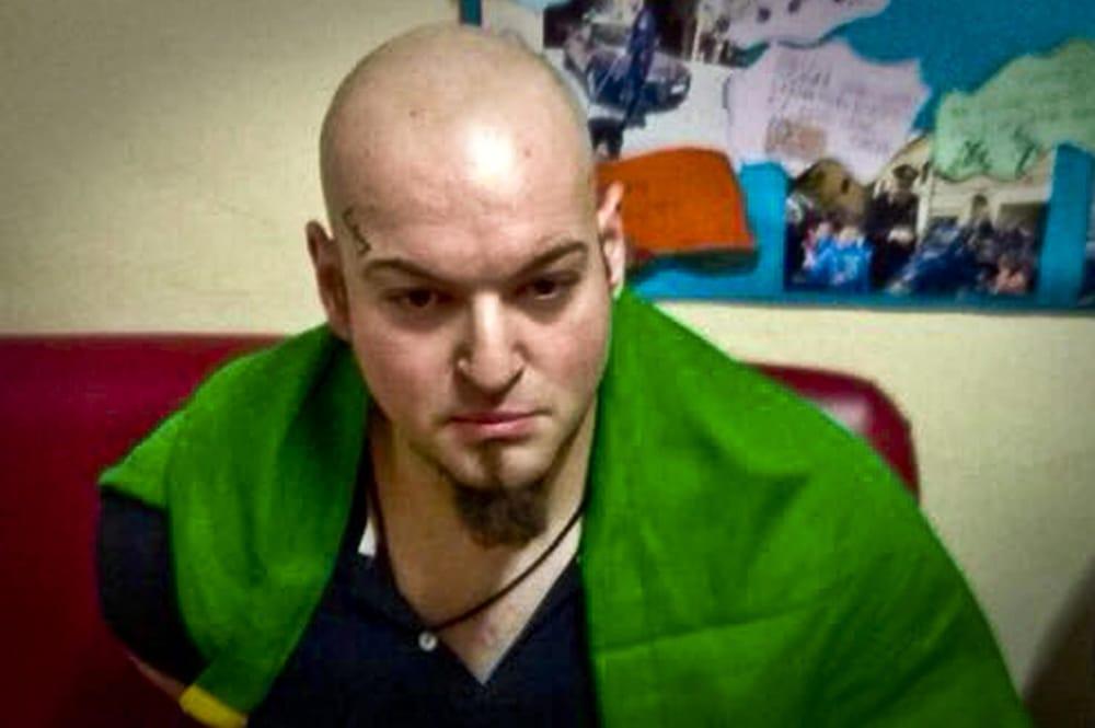 Macerata, Luca Traini in isolamento: è accusato di strage con l'aggravante del razzismo