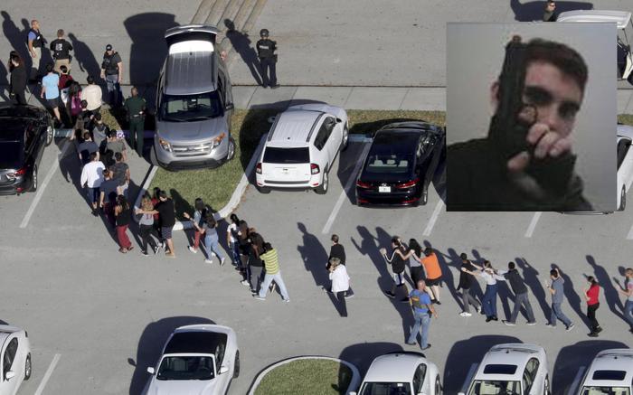 Usa, sparatoria in una scuola: ex studente arrestato. 17 morti