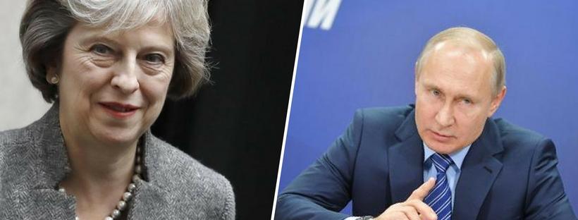 """Spia russa avvelenata, la Russia risponde a Theresa May: """"Espelleremo i diplomatici britannici"""""""