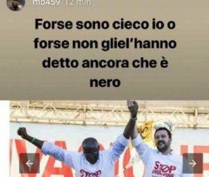 """""""Vergogna"""", Mario Balotelli contro senatore di colore Tony Iwobi: """"Preferisco ignorarlo"""""""
