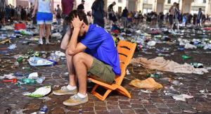 Torino, piazza San Carlo: cade accusa di omicidio preterintenzionale per la banda dello spray