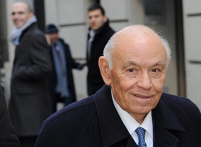 Milano, è morto Salvatore Ligresti: fu fondatore e punto di riferimento del gruppo Fonsai