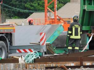 La Spezia, nuovo incidente sul lavoro: un morto e un ferito grave nel cantiere navale