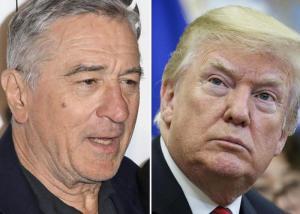"""Robert De Niro, nuova bordata contro Donald Trump: """"Non ti voglio nei miei ristoranti"""""""