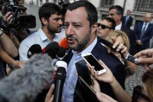 """Salvini: """"Ho votato il salva-Benetton, ma chi non ha vigilato taccia. Sono favorevole a compresenza tra pubblico e privato"""""""