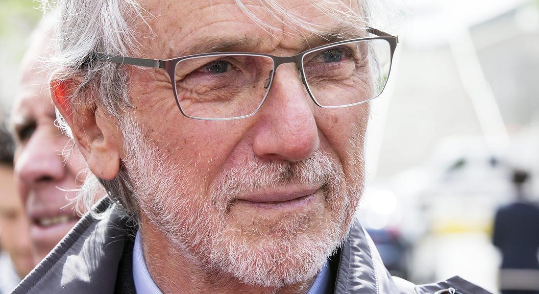 Genova, Renzo Piano incontra Toti: vertice a sorpresa in Regione con un grande plastico