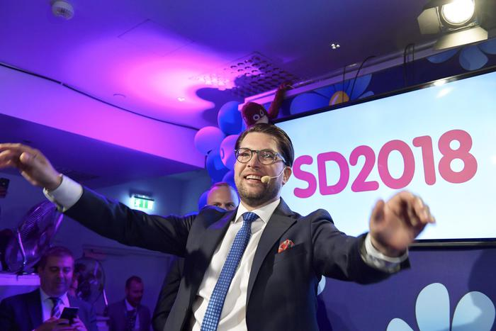 Svezia, dopo le elezioni cresce ma non sfonda la destra populista. Si prevedono mesi di trattative e di stallo