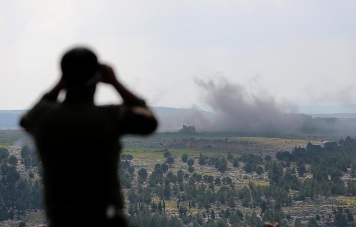 Siria, ferito il fotografo italiano Gabriele Micalizzi: era nella zona di Dayr az Zor