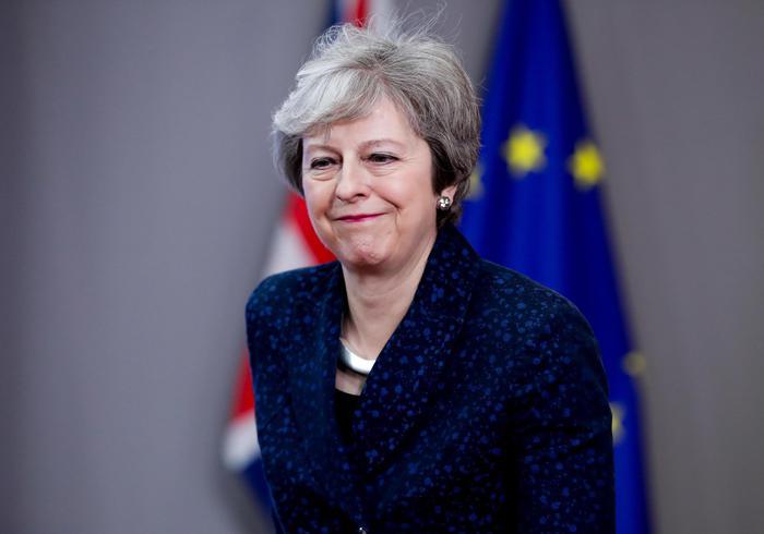 """Brexit, May apre al rinvio: """"Ok al voto in Parlamento"""""""