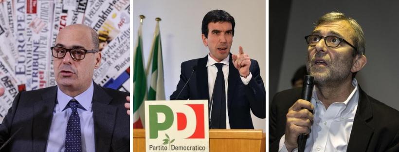Primarie Pd, archiviato il voto dei circoli: è una corsa a tre. Zingaretti, Martina e Giachetti al voto del 3 marzo