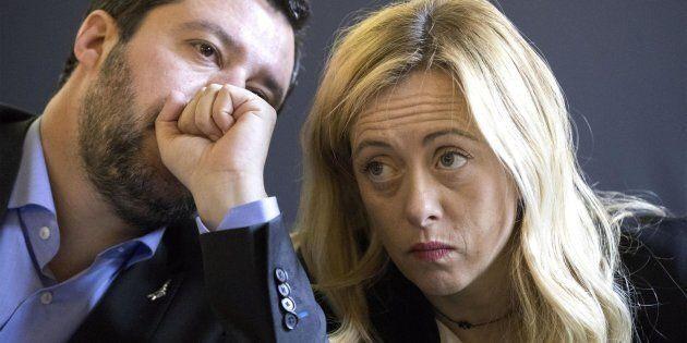 Sondaggio Index-Piazza Pulita: Lega ancora prima al 34%, Fdi sorpassa FI