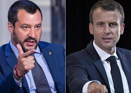 Macron senza pudore, Salvini il bullo ha ragione