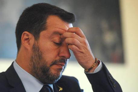 """Russiagate, Salvini: """"Quello che dice Conte mi interessa meno di zero"""". Poi l'incontro con Di Maio"""